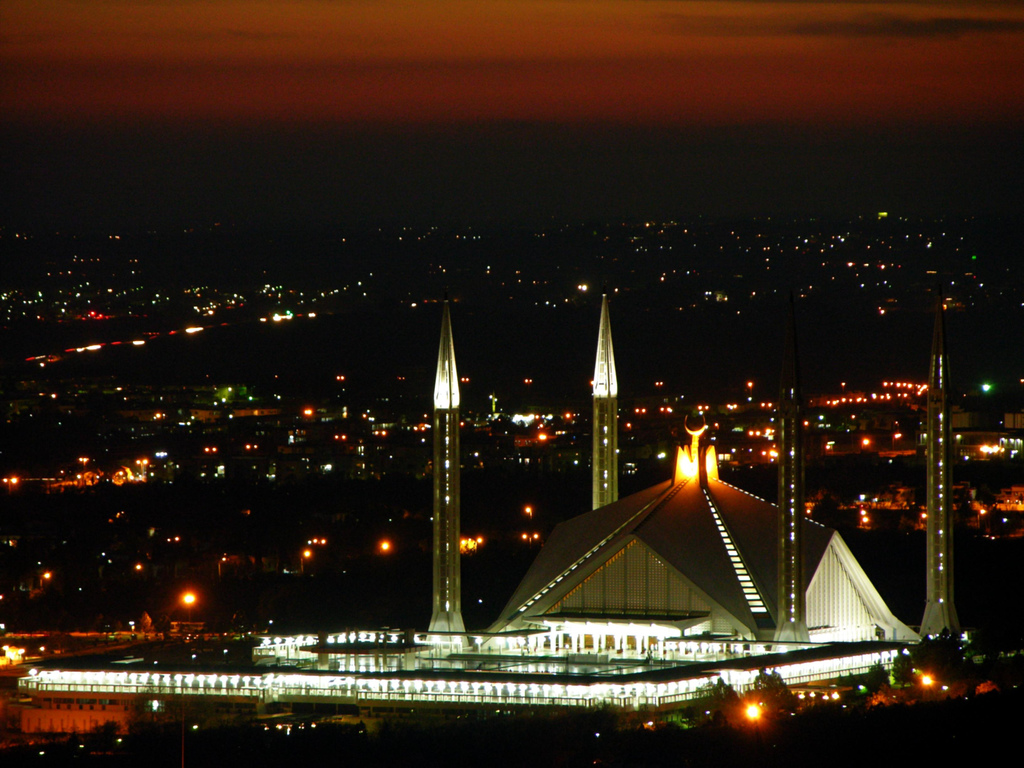 Faisal-Mosque-Pakistan